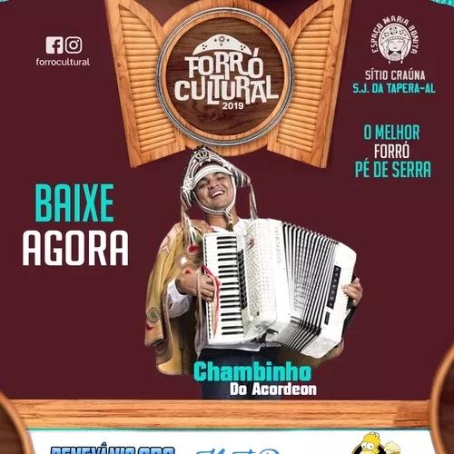Chambinho do Acordeon - Forró Cultural - São José da Tapera - AL - Novembro - 2019