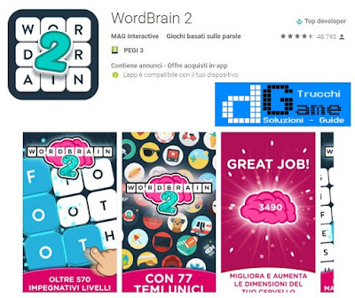 Soluzioni WordBrain 2