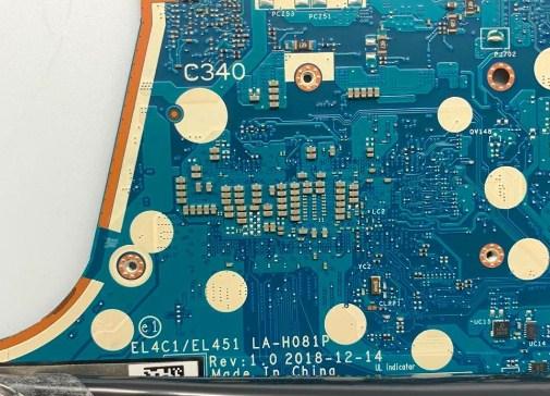LA-H081P Rev 1.0 Lenovo Flex 14 C340-14IWL FLEX-14IWL Bios