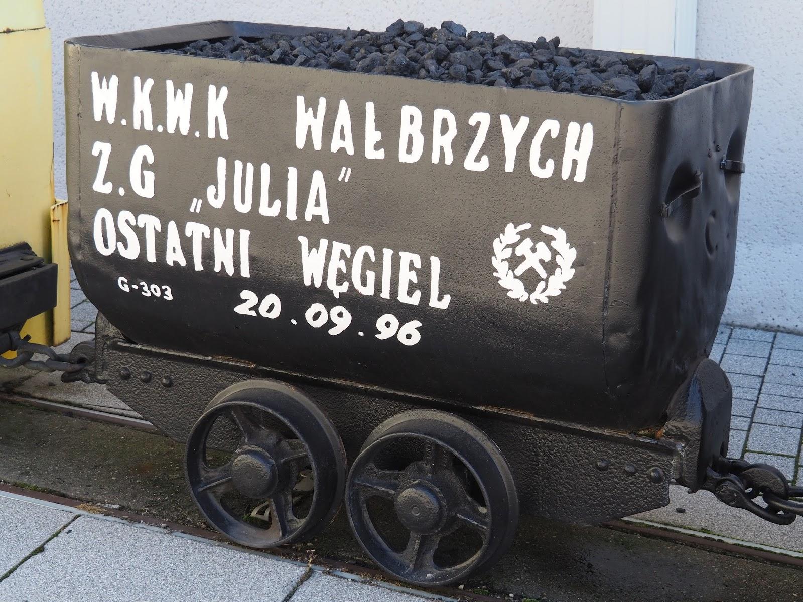 Kopalnia Julia Wałbrzych
