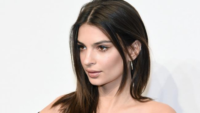 Emily Ratajkowski's iCloud is targeted again as naked images of the model are touted for sale