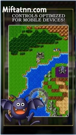 Game Petualangan RPG Offline Android Dragon Quest MOD APK