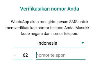 Cara Menggunakan 2 Nomor Dalam 1 Whatsapp Tanpa Aplikasi