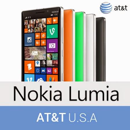 Liberar Nokia Lumia AT&T USA