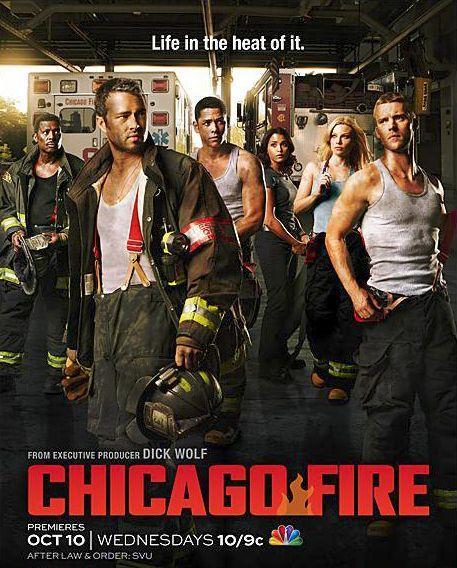 Chicago Fire Temporada 1 720p Español Latino