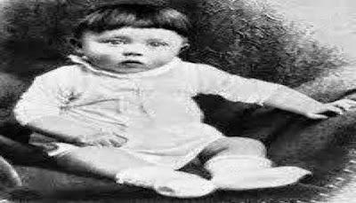 هذا الطفل كان سبب فى قتل 40 مليون شخص ..هل تعرف من هو !