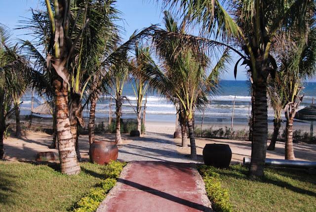 Ham Thuan Nam Beach