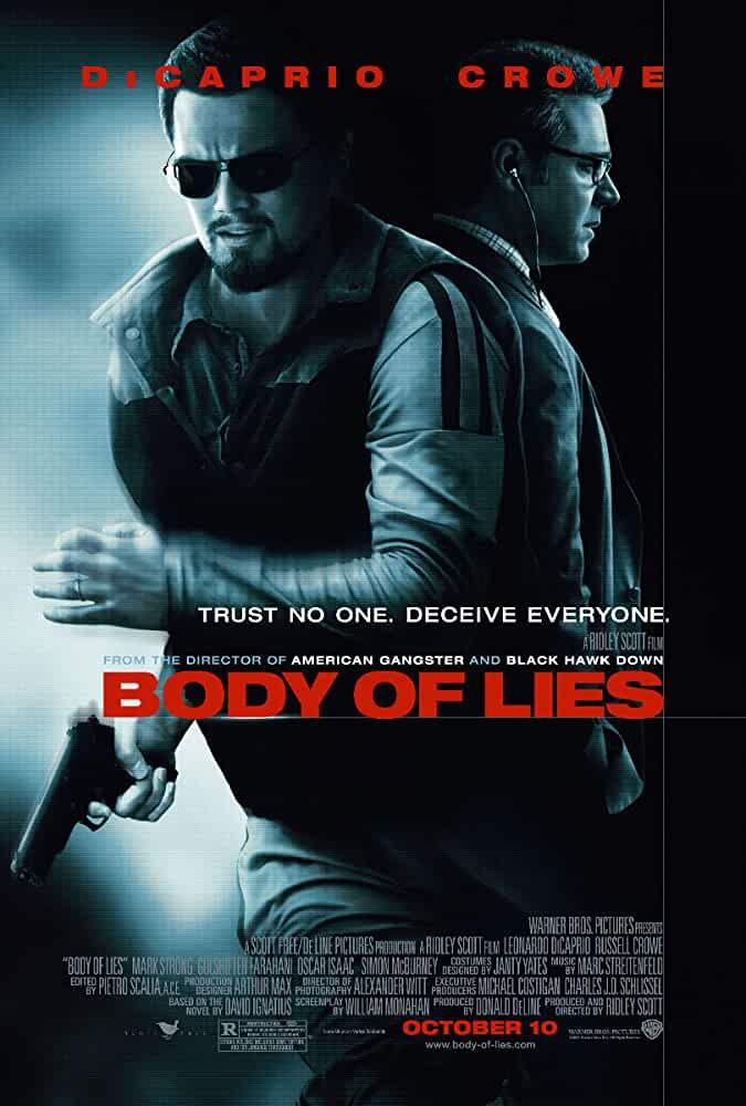 Body Of Lies 2008 720p 1GB BRRip