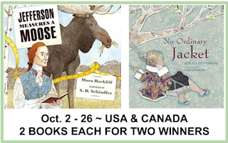 No Ordinary Jacket & Jefferson Measures a Moose