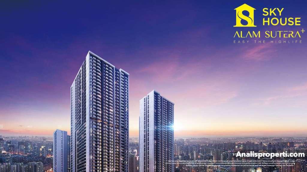 Apartemen Sky House Alam Sutera
