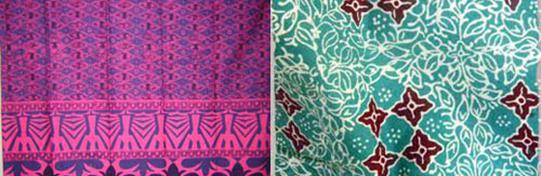 Gambar Motif Batik Banten