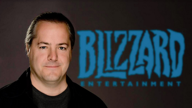 Blizzard boss J. Allen Brack is leaving