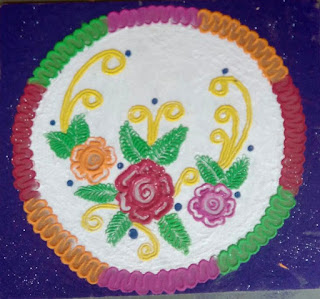 Rangoli designs - Part 3