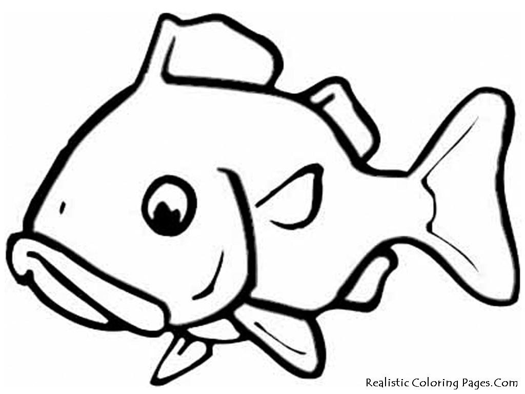 Mewarnai Gambar Ikan Koki Wwwtopsimagescom