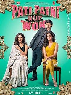 Pati Patni Aur Woh First Look Poster 5