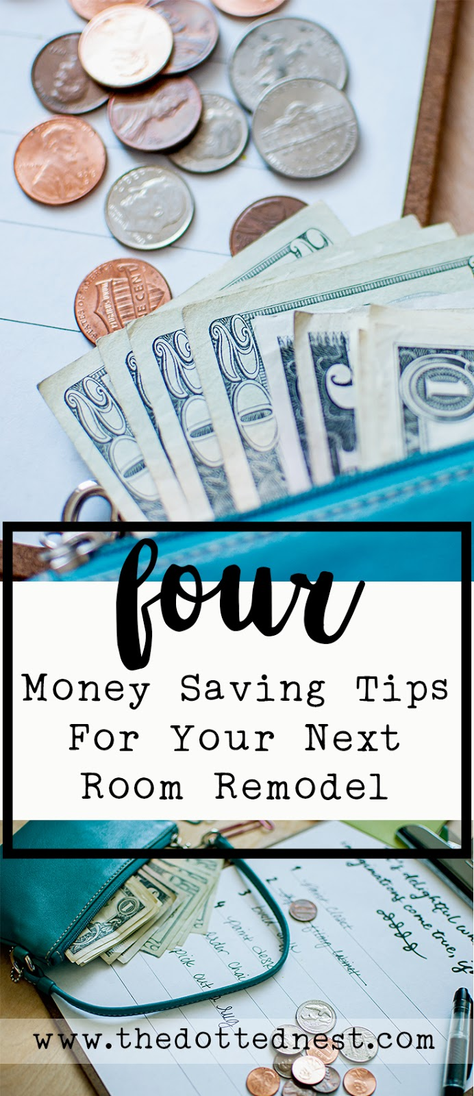 Four Money Saving Tips For Your Next Room Remodel