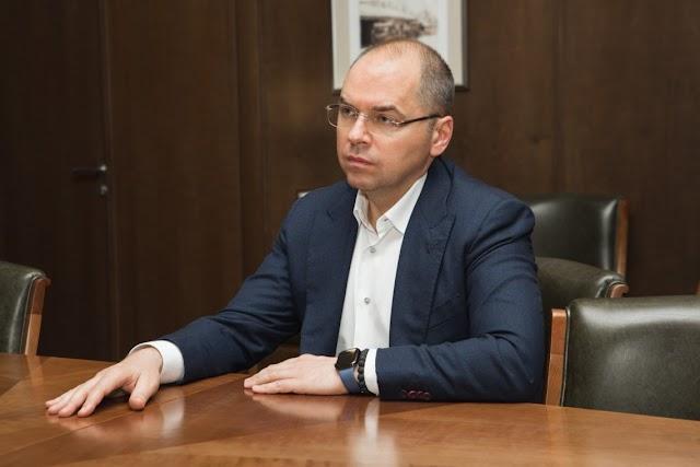Степанов назвав регіони, де найбільш напружена ситуація з COVID-19