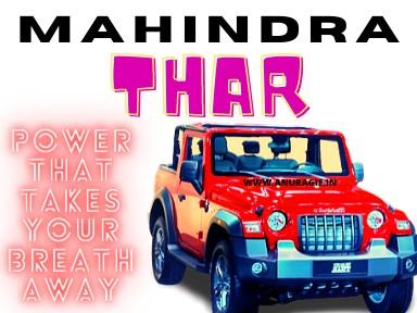 Mahindra Auto Thar