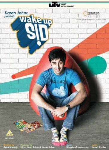 Poster of Wake Up Sid 2009 [Hindi-DD5.1] 720p BluRay Full Movie ESubs Download