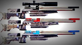 Senapan Angin Pcp, jenis senapan angin, senapan angin gejluk