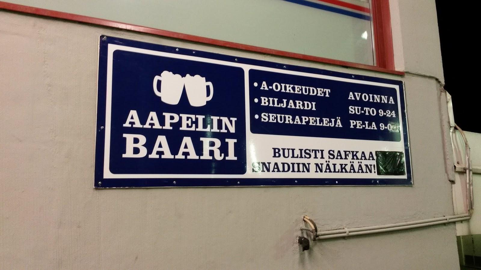 Aapelin Baari