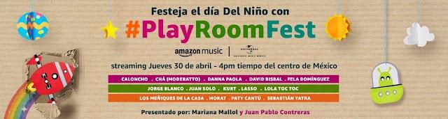 #PlayRoomFest