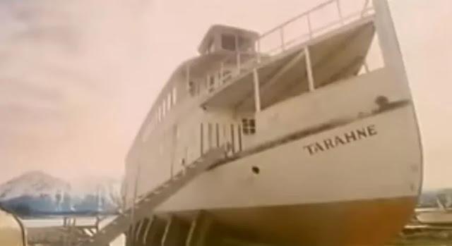 An Atlin landmark, the MV Tarahne makes a cameo in the film. (Youtube)