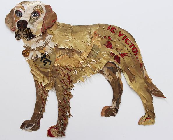 Adorable Dog Collage Art-4