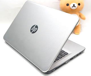 Laptop HP14-AF120AU Bekas