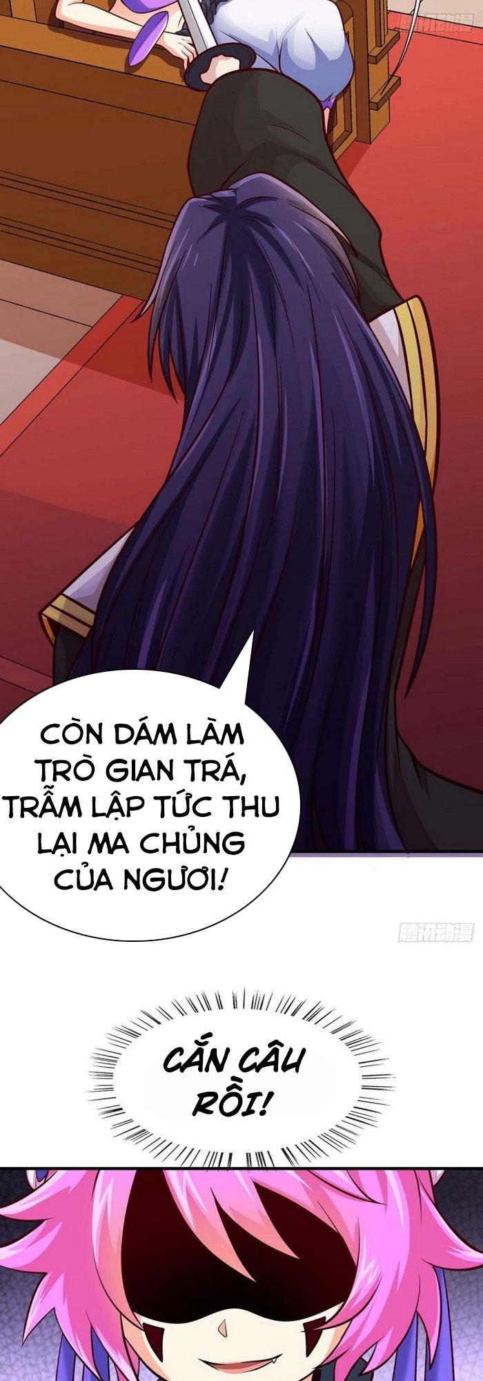 Tiên Đế Qui Lai chap 129 - Trang 17