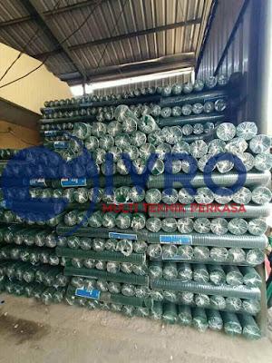 Pabrik Kawat Loket PVC