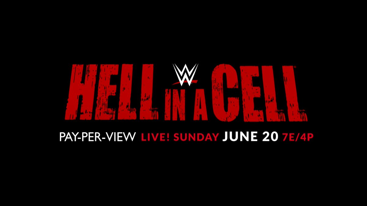 WWE Hell in a Cell 2021: Card final do evento!