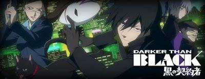 Download Darker Than Black + OVA BD Subtitle Indoensia
