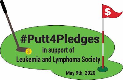 Leukemia and Lymphoma Society #Putt4Pledges Mini Golf Challenge 2020