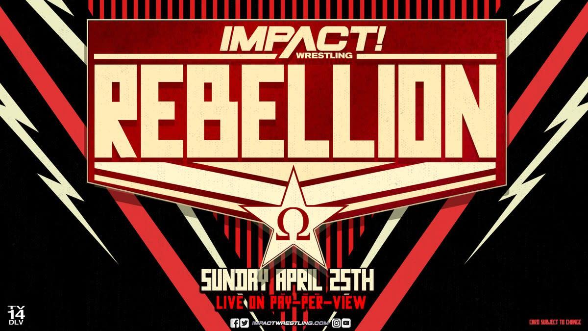 Antigo lutador da WWE pode fazer sua estreia no IMPACT Rebellion