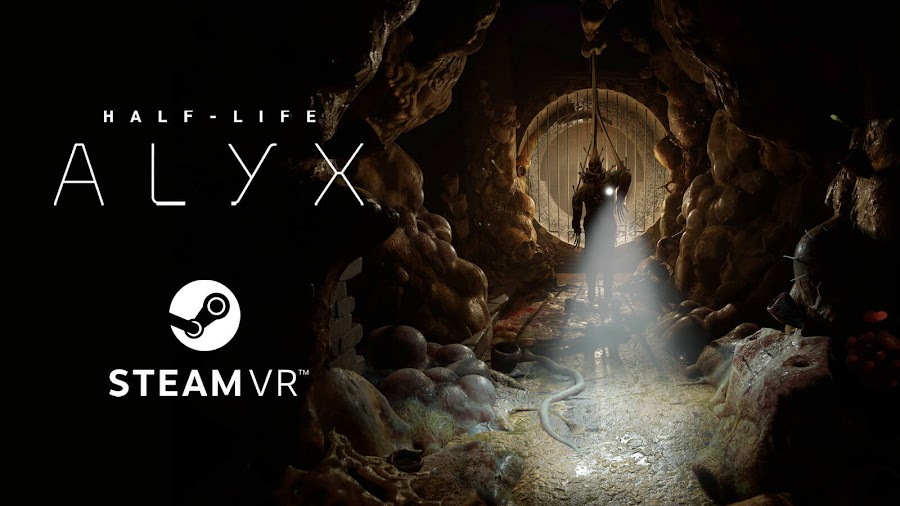 half lfe alyx vr exclusive alyx vance gameplay combine enemies valve corporation steam release date march 23