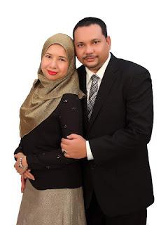 Master Sharifah Farina & Syed Shamsul Fauzi