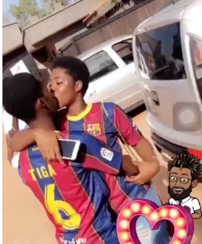 Youth Of Today And What They Call Love (Watch How This Two Caused Traffic)