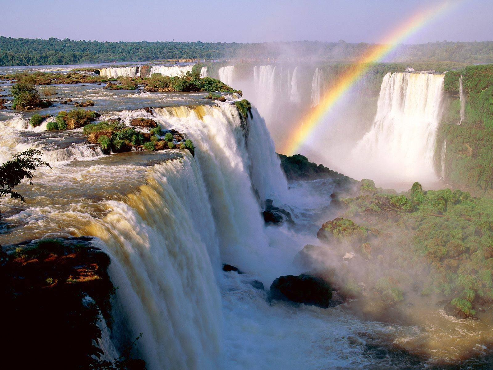 น้ำตกอีกวาซู (Iguazu Fall) - Once in World Wide