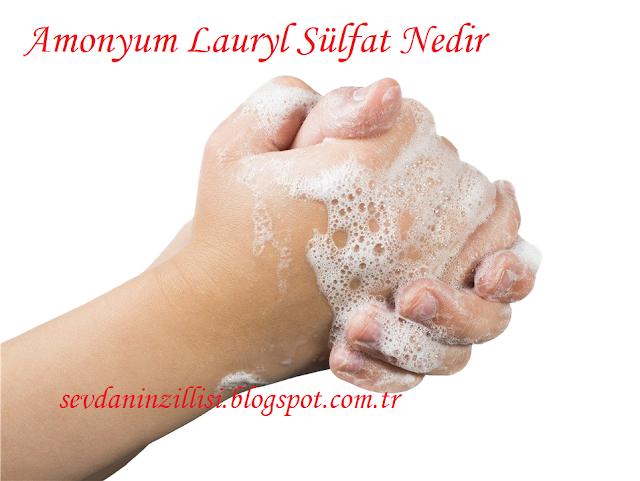 amonyum-lauryl-sulfat-nedir