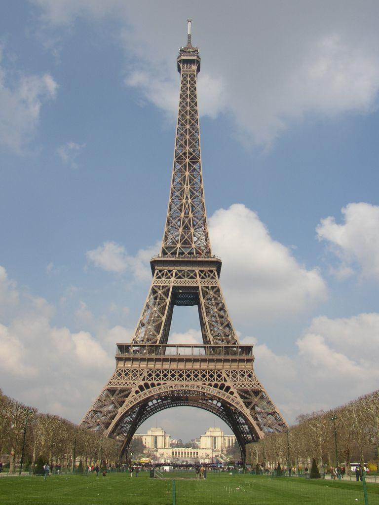 Life Around Us: Eiffel Tower