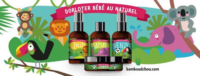 crème de change bambou d'chou naturel biologique québécois