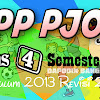 Download RPP PJOK Kelas 4 Semester 2 Kurikulum 2013 Revisi 2017