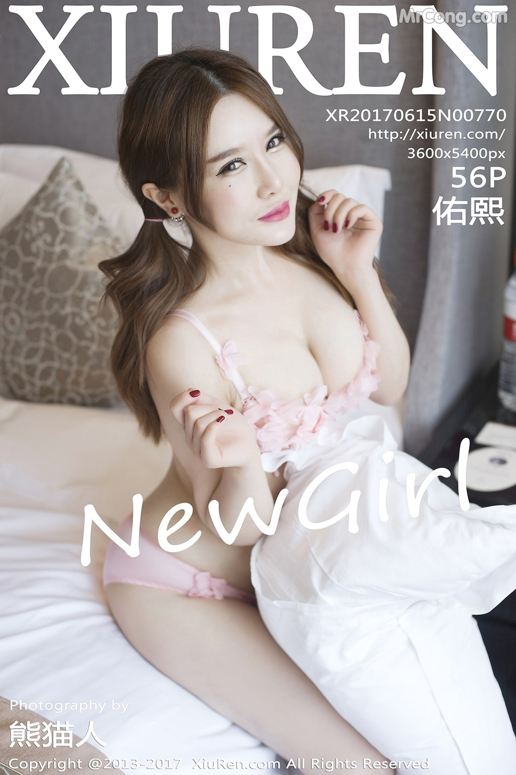 XIUREN No.770: Người mẫu You Xi (佑熙) (57 ảnh)