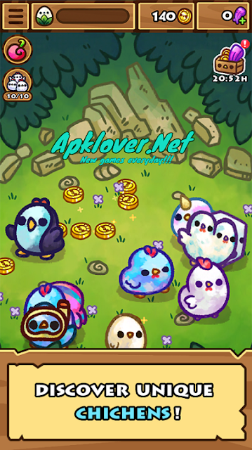 Chichens Crazy Chicken Tapper MOD APK
