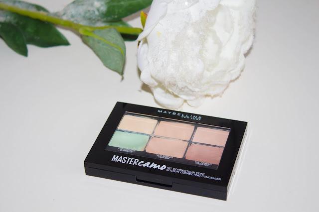 Mastercamo, la palette à petit prix de Maybelline pour un teint parfait 💕