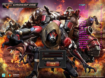 Crossfire cheats gratis