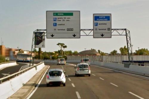 Avis Rent A Car Fiumicino Aeroporto