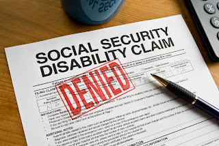Social Security Disability Claim, Denied