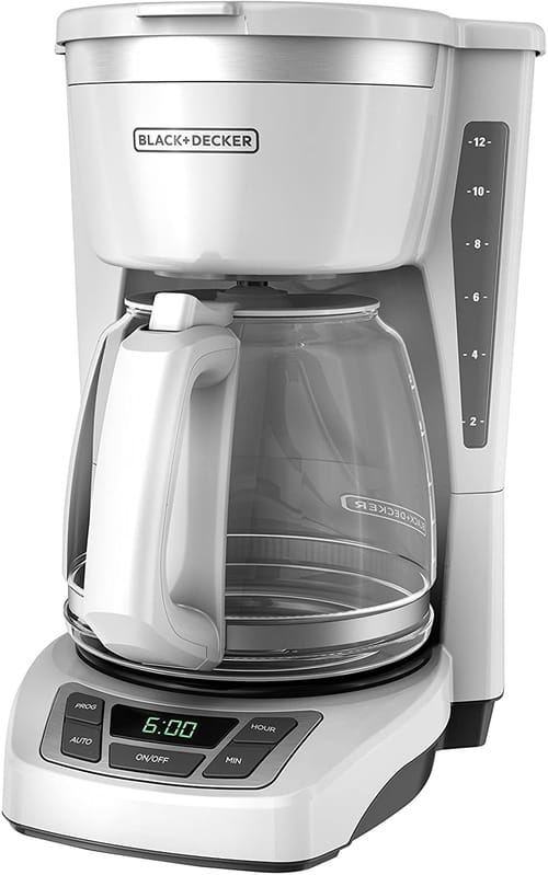 BLACK+DECKER CM1160W Programmable Coffeemaker